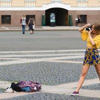 Фотографу от любителя :: Сергей Бурлакин