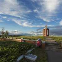 Памятник защитникам высоты в ВОВ :: Владимир