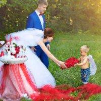 Ангел дарит молодым сердце!!! :: Оксана Романова