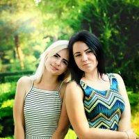 Дружба – это отношение к другому, как к самому себе :: Анжелика Засядько
