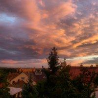 небо с балкона :: Ольга Богачёва