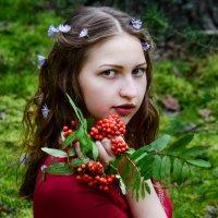 Осень ждёт тебя :: Viktory Fedorova