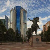 Городские зарисовки. Москва. :: Сергей