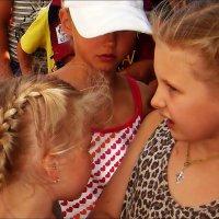 Девочки :: Нина Корешкова