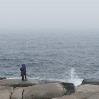 В тумане полном чувств и страсти... :: Юрий Поляков