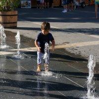 Повелитель водных струй :: Алёна Савина