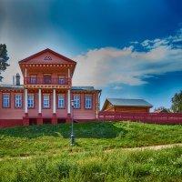 Домик в деревне :: Николай Николенко