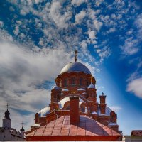 Собор «Богоматери Всех Скорбящих Радость» :: Николай Николенко
