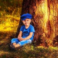 Детство :: Светлана Светленькая