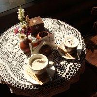 Кофе. :: Ольга)