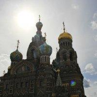 Храм Спаса-на-Крови :: Лиза Игошева