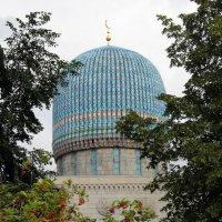 Санкт-Петербургская соборная мечеть :: Лиза Игошева