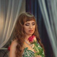 Восточная сказка :: Татьяна Семёнова