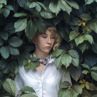 Девушка-природа :: Виктория Велес