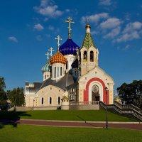 Храм князя Игоря Черниговского в Переделкино :: Константин