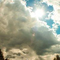 Давит огромное небо :: Кирилл Лунин