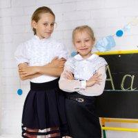 Скоро в школу :: Natalia Petrenko