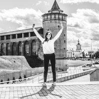 Прогулка :: Катерина Орлова