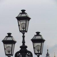 Незаженные огни москвы :: NataliyaKoch Коч