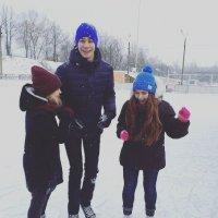 Лучшие друзья-это прекрасно! :: Viktory Fedorova