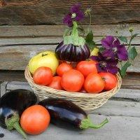 Овощная корзинка :: Ольга