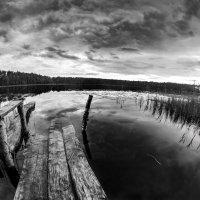 Озеро Чёрненькое :: Роман Шершнев