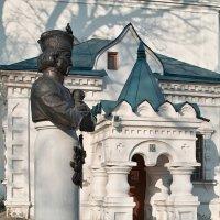 Творец и его творение. :: Андрий Майковский