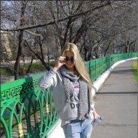 Как-то ранней весной... :: Людмила Богданова (Скачко)
