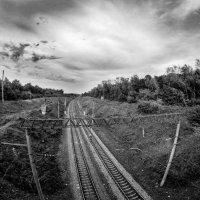 Бесконечность пути :: Роман Шершнев