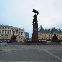 Владивосток. Борцам за власть Советов на Дальнем Востоке. :: Татьяна ❧