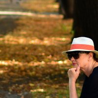 В парке. :: Стас
