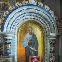 Внутреннее убранство храма :: Сергей Тагиров