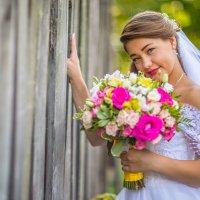 На свадьбе в деревне...... :: игорь козельцев