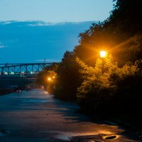 Набережная Новосибирска :: Elena Nikitina