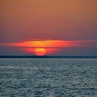 Пылающий восход :: Ольга Голубева
