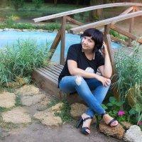 Решила тоже побывать в роли модели... )) :: Райская птица Бородина