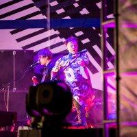 Музыкально-космический фестиваль Простор 2016. Мумий Тролль. :: Umi Neko