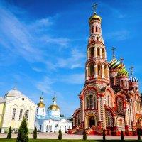 Вознесенский женский монастырь Тамбова. :: Александр Селезнев