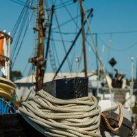 Просоленные тросы рыбачьих шхун :: Владимир Gorbunov