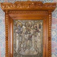 Свенская икона Божией Матери в Троицком храме Болхова :: Алексей Шаповалов Стерх