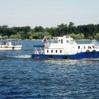 Судоходная река Дон :: татьяна