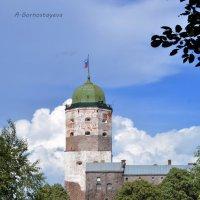 Выборгский замок. :: Anna Gornostayeva