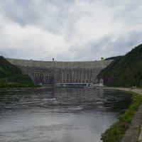 Саяно-Шушенская ГЭС. :: Сергей Щербаков