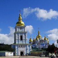 Золотоверхий Михайловский мужской монастырь г.Киев :: Владимир Бровко