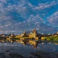 Соловецкий монастырь-крепость. :: Николай