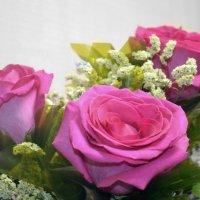 букет из роз :: Марина Титкова