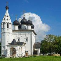 Церковь Входа Господня в Иерусалим. :: Юрий Шувалов