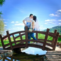 Под голубыми небесами... :: Ксения Орлова