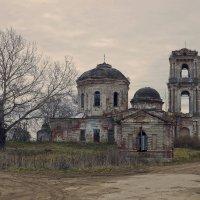 Осень в Первитино :: Анатолий Максимов