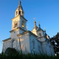 Храм Смоленской иконы Божией Матери :: Никита Тихонов
